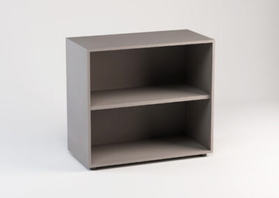 Libreria bassa a giorno 90 x 44,5 x 81,5 h cm